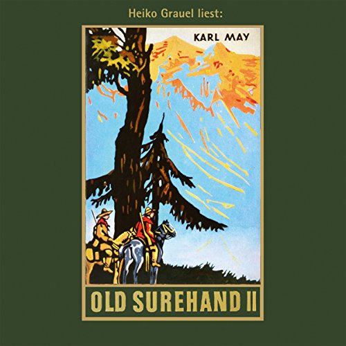 Old Surehand II audiobook cover art