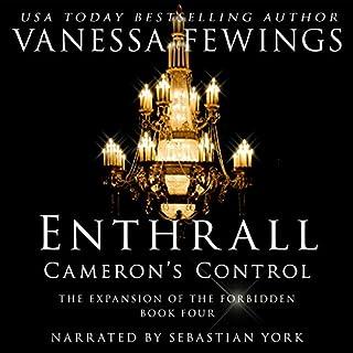 Cameron's Control audiobook cover art