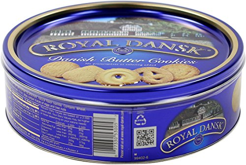Royal Dansk - Danish Butter Cookies - 340g