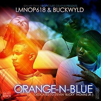 Orange-N-Blue
