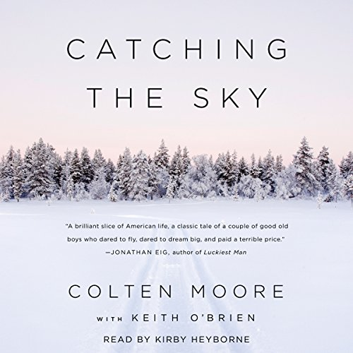 Catching the Sky cover art