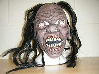 Wrestling Masks Uk Cannibal Monster Deluxe Latex Halloween Full Head Hair Fancy Dress Costume Mask
