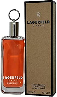 Lagerfeld Classic by Karl Lagerfeld 3.3 oz EDT for Men