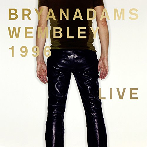 ADAMS, BRYAN - WEMBLEY 1996 LIVE (1 DVD)