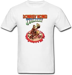 Men's Donkey Kong Country T Shirt S