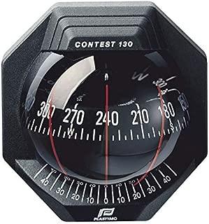 Plastimo Contest 130 Compass Black,  Red