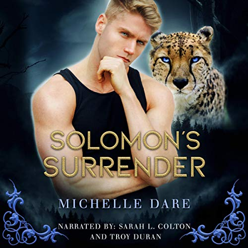 Couverture de Solomon's Surrender