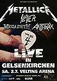 Metallica - The Big 4, Gelsenkirchen 2011 »