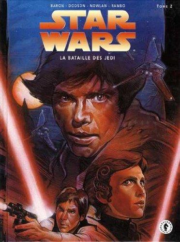 Star wars, la bataille des jedi, tome 2 :