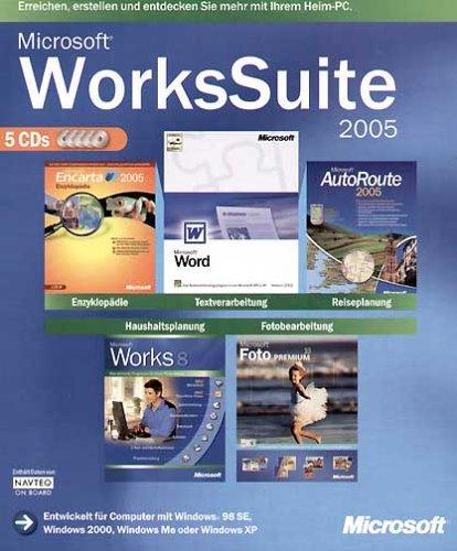 Works Suite 2005
