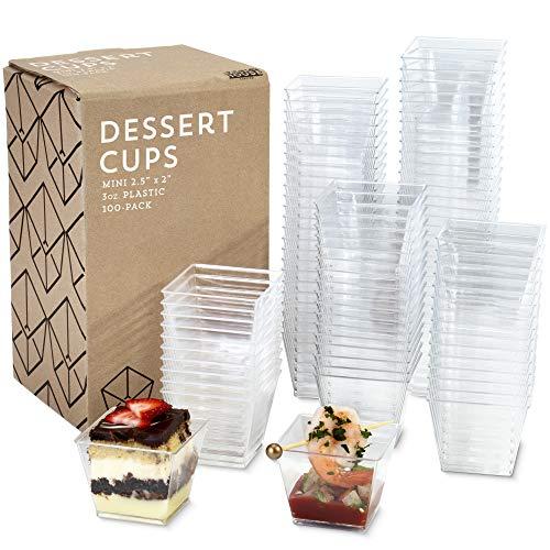 La Mejor Selección de Vasos para gelatina los 5 más buscados. 4