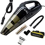 Car Vacuum, ANKO DC 12V 120W High Power Portable Handheld Car Vacuum Cleaner, Strong...