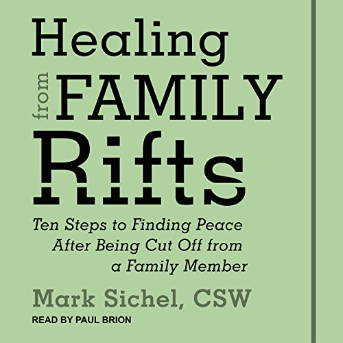 Healing From Family Rifts audiobook cover art