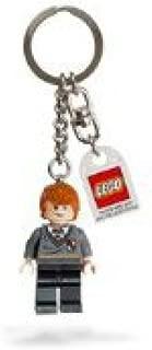 LEGO Harry Potter Ron Weasley Key Chain 852955