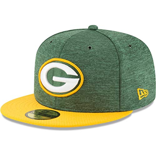 New Era - Green Bay Packers Sideline Fitted Cap 2018