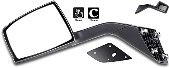 SCITOO Tow Mirror Compatible with Volvo UP VN VNL 2004-2016 Towing Mirror with Right Passenger Side