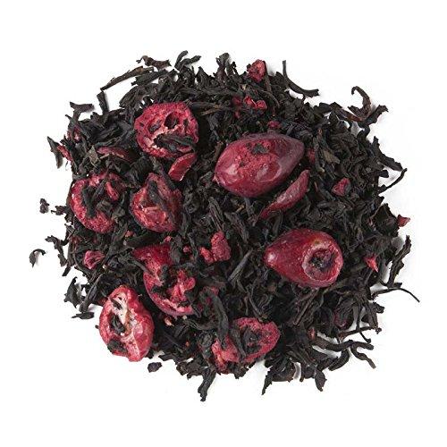 ✔ INGREDIENTES: Té negro, frambuesa y arándano liofilizado, aroma. ✔ TIEMPO DE PREPARACIÓN: 3 a 5 min. ✔ CANTIDAD: 1 Cucharada de Café ✔ TEMPERATURA DE INFUSIÓN: 100ºC En este té se combinan genial los sabores del té negro, la dulzura de las frambues...