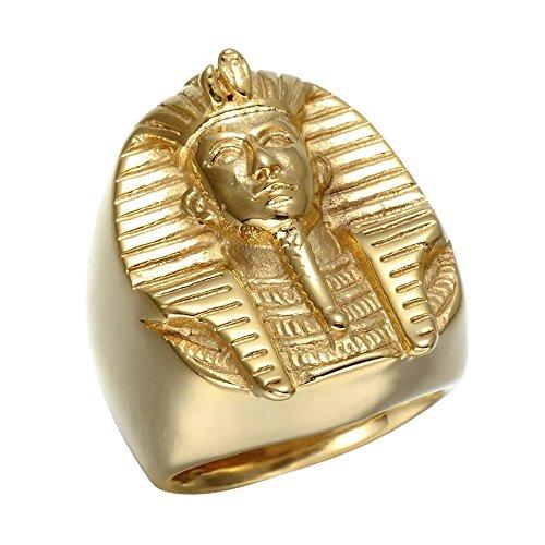 BOBIJOO JEWELRY - El Anillo De Sellar El Faraón del Antiguo
