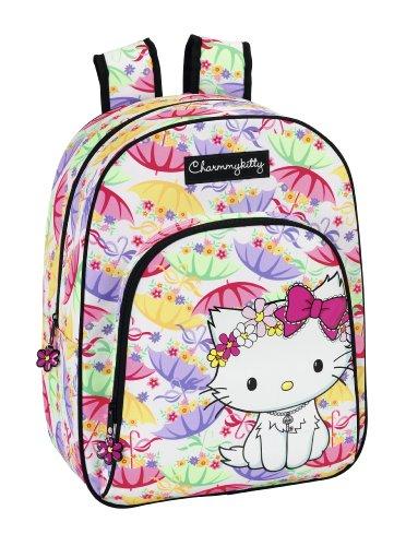 Charmmy Kitty KittyCharmmy - Mochila Adaptable, 32 x 42 x 15 cm (SAFTA 611317414)