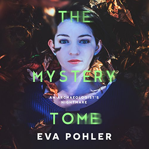 The Mystery Tomb audiobook cover art