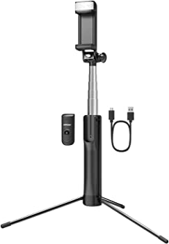 Mpow All in 1 Portable Extendable Selfie Stick