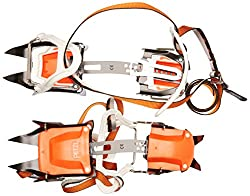 PETZL - IRVIS, Crampons for Ski Touring and Glacier Travel, Flexlock