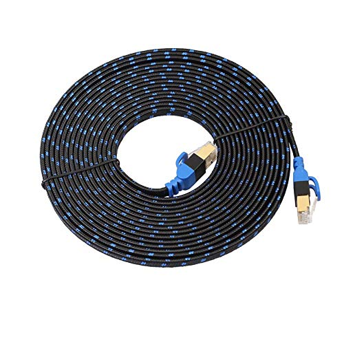 Peanutaoc Duurzame 50cm 1M 3M 5m 8m 10M 15M 20M Ethernet Internet Netwerk patch LAN Platte Kabel Koord Voor Computer Laptop