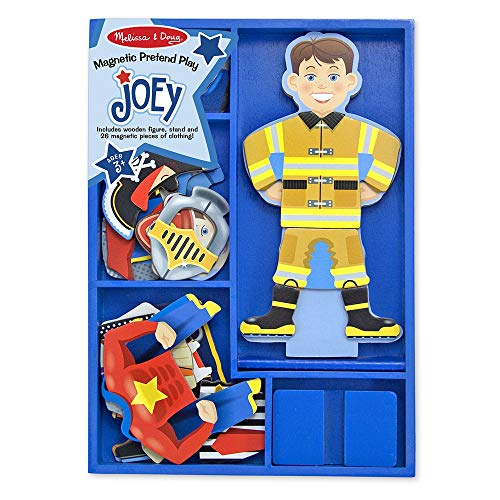 Melissa & Doug Joey Magnetic Pretend Play