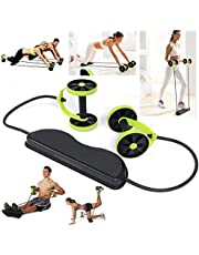360 Muscle Stimulation Belt Body Gym Workout Home Fitness Equipment