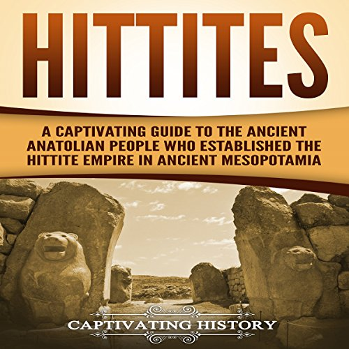 Hittites audiobook cover art