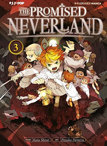 The promised Neverland: 3 (J-POP)