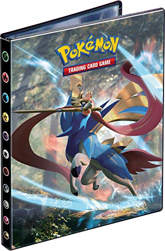 Ultra Pro Sword & Shield 4-Pocket Portfolio for Pokemon image