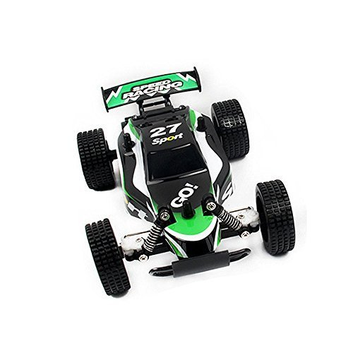 PYRUS Fitiger Remote RC Buggy Racing Car Off Road Toy 1/20 Scale High-Speed Remote Control Car Off-Road 2WD Radio Controlled Electric Vehicle