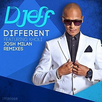 Different (Josh Milan Remixes)