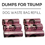 Dumps for Trump Dog Waste Bags Refill