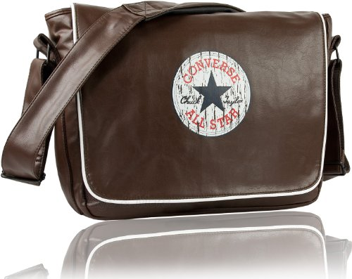 Converse Vintage Patch Shoulder Flap Bag / 99301-067