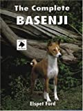 complete basenji dog book