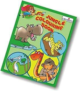Creative Educational Fun with Colours Books (Set of 4)