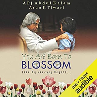 You Are Born to Blossom audiobook cover art