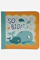 So Big: Keepsake Greeting Card Board Book Board book