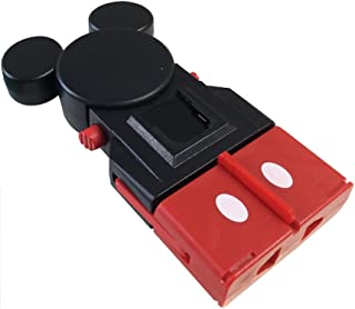 カシムラ 海外用変換プラグ サスケ /ミッキーマウス NTI-6