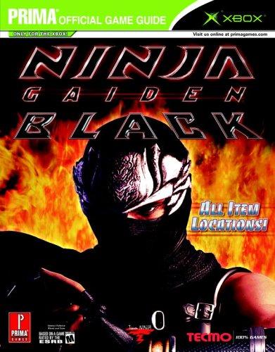 Ninja Gaiden Black (Prima Official Game Guide)