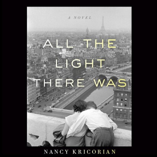 All the Light There Was audiobook cover art