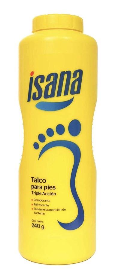 不均一残忍な巧みなISANA (240g) 簡単利用!スライドして振るだけ!超お買い得大容量 靴消臭抗菌 足消臭抗菌 強力 サラサラパウダー 【超大容量 】長時間持続