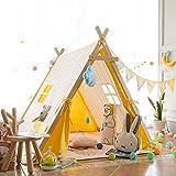 L.HPT Kids Childrens Christmas Toys Gift tragbar spielzelte Kinder Tipi Zelt Spielen Indischer...
