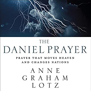 The Daniel Prayer audiobook cover art