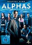 Alphas - Staffel eins [3 DVDs] - David Strathairn