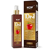 WOW Apple Cider Vinegar Facial Toner for Face, Hair, Body - Natural Hair & Skin Care Mist -...