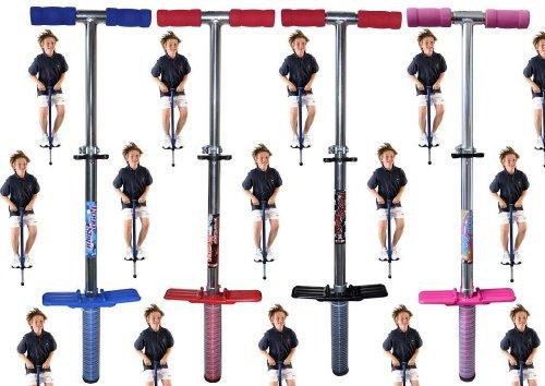 Pogo-Stick, saltador POGO Skipi, color azul