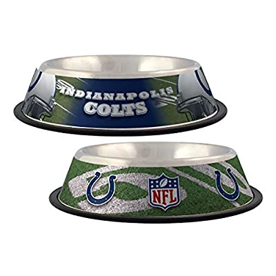 Indianapolis Colts NFL Team Dog Bowl